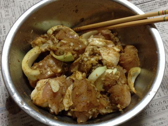 タンドリーチキン(調味料)
