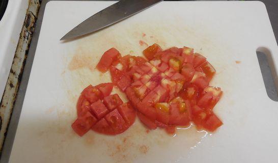 トマト(刻む)