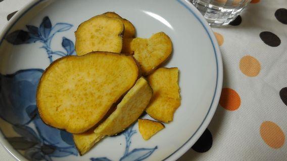 安納芋chips(量)