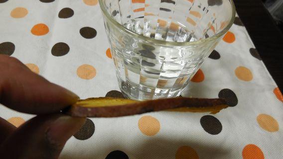安納芋chips(厚み)