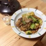 ホイコーロー(回鍋肉)
