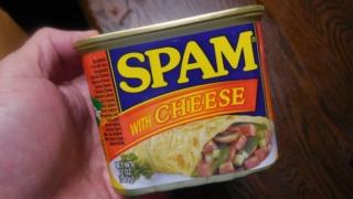 スパム(チーズ)