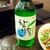 韓国で焼酎を飲むときの必需品はワンショットグラスです。