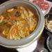 本格キムチ鍋をコチュジャンで作ろう!家でも簡単!〆はサリ麺